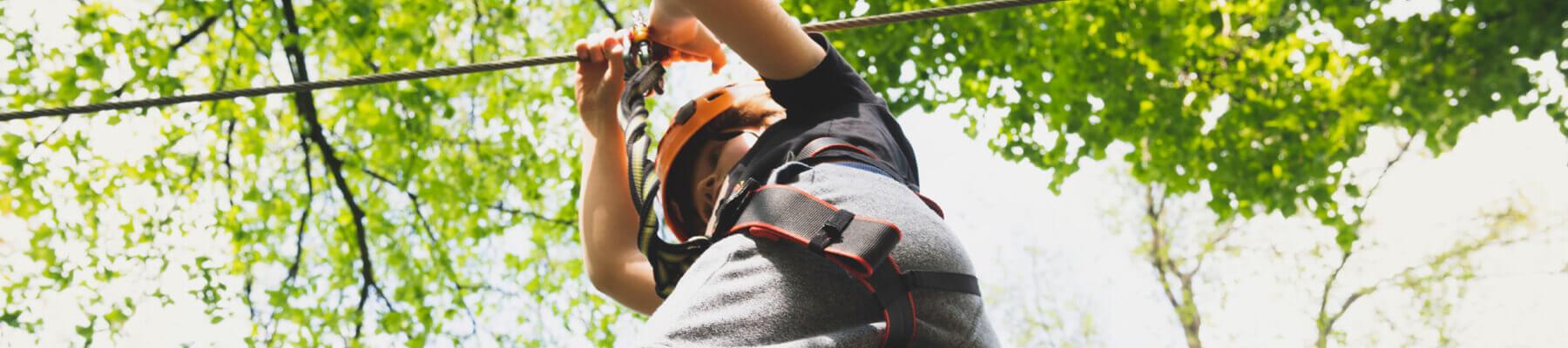 avontuur:touwbrug bedwingen